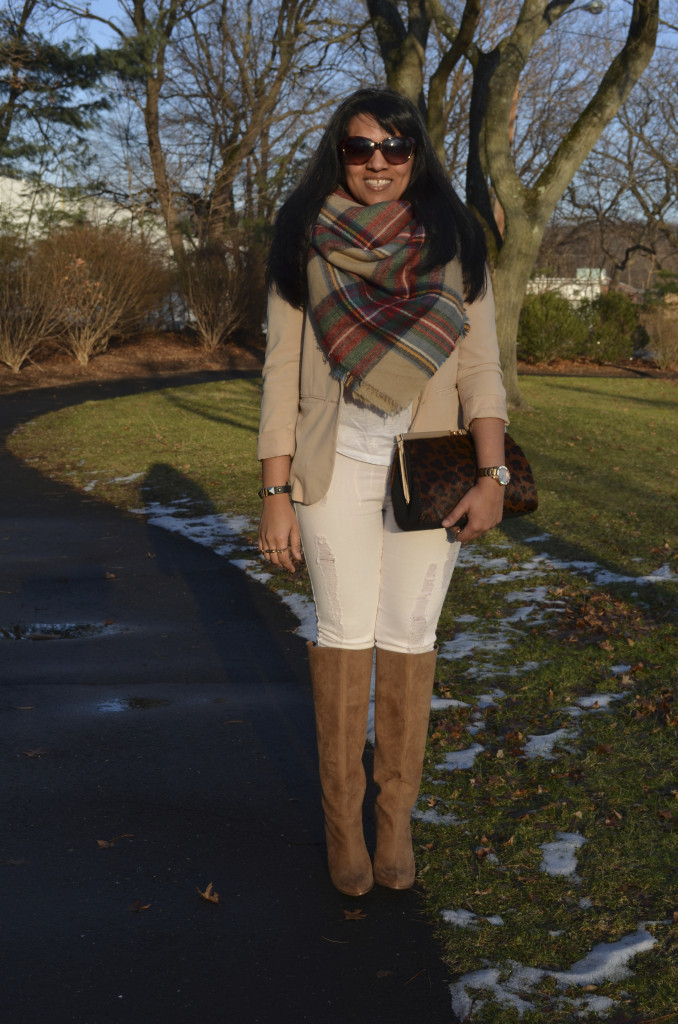 Outfit: Winter Neutrals