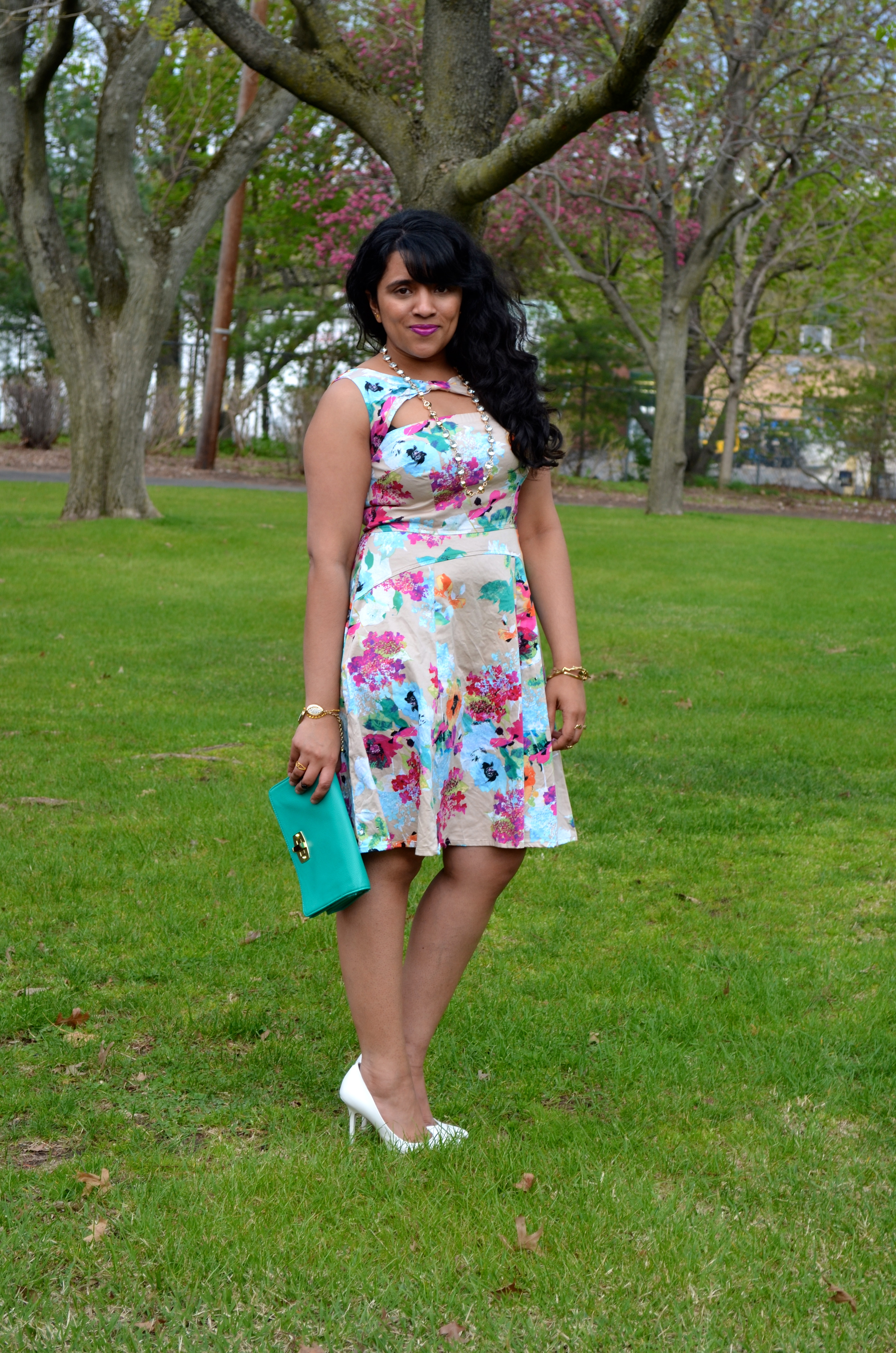 How to style floral for Spring