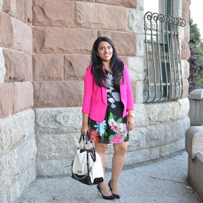 Florals in Fall: Summer to Fall Transition