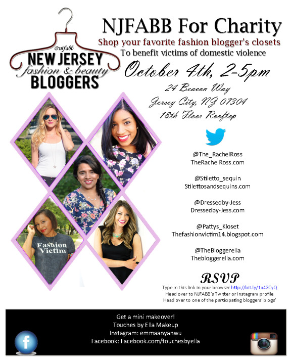 NJ Bloggers for Charity