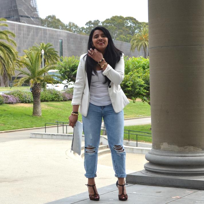 Zara Boyfriend Jeans