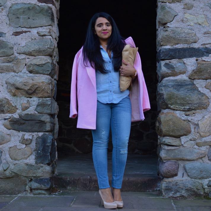 Pink Coat Trend