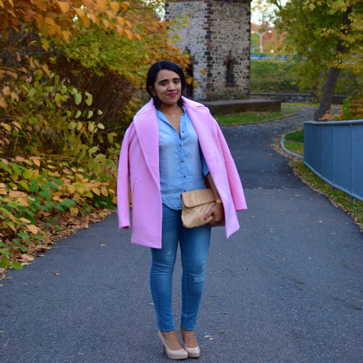 Double Denim Outfit Ideas