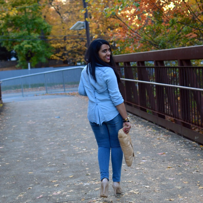 Denim on Denim Outfit Ideas