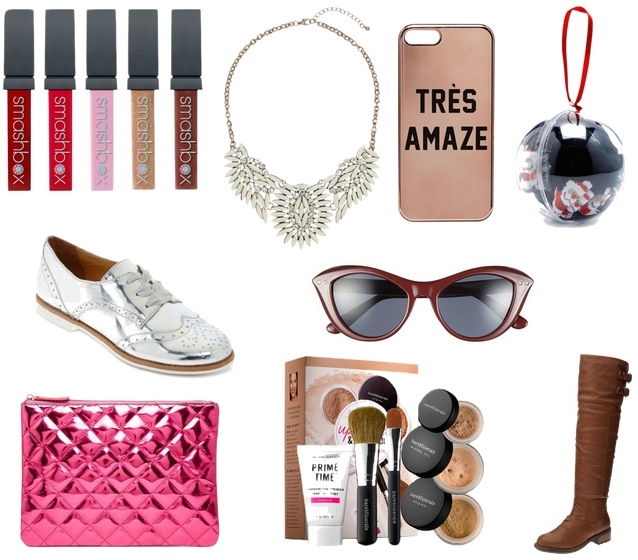 Christmas Gift Ideas for Women 2014 | Stilettos & Sequins
