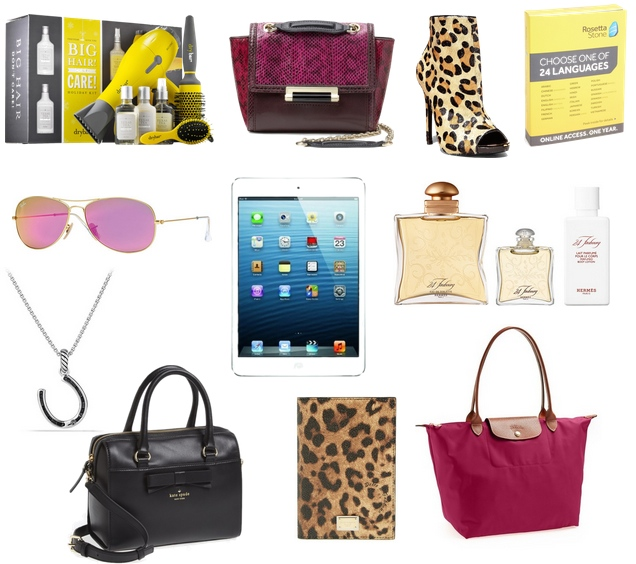best christmas gifts for women 2014