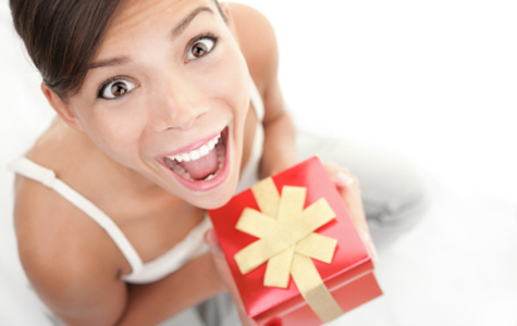 Christmas Gift Ideas for Women 2014