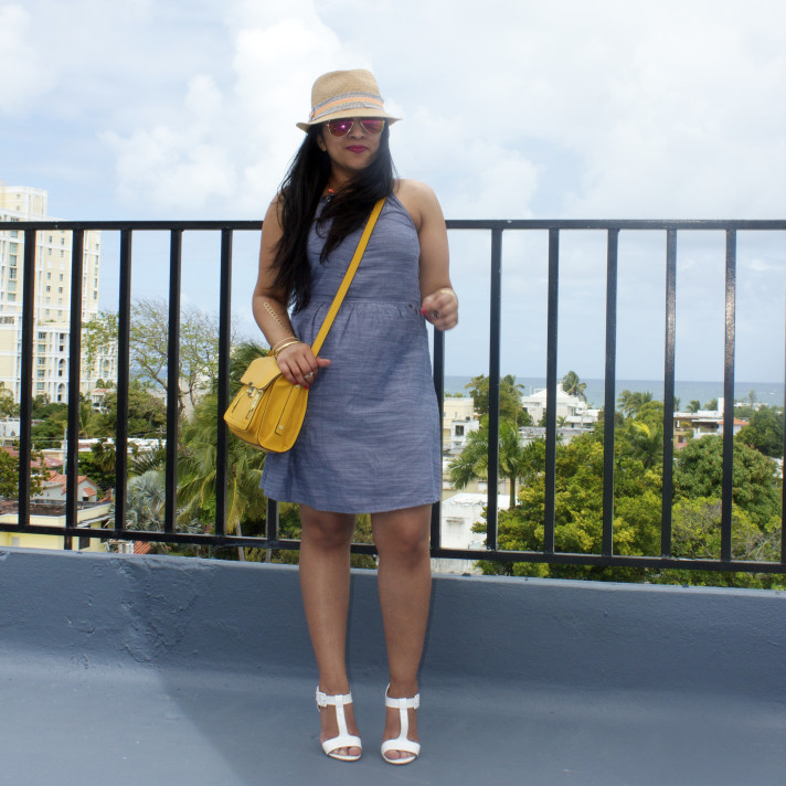 Chambray-Dress-Outfit
