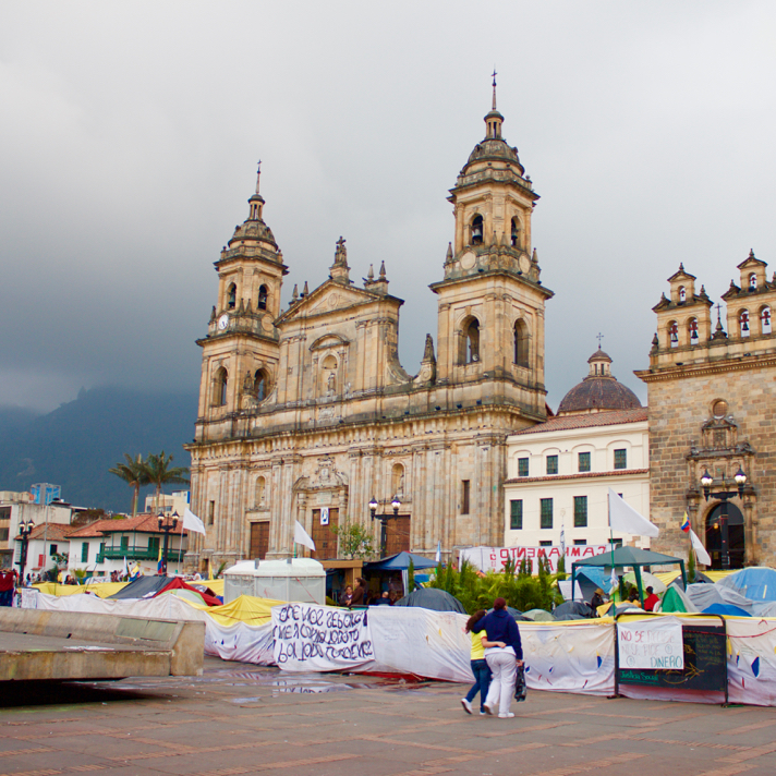 plaza-bolívar-bogotá
