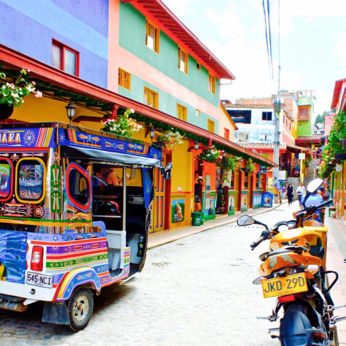 3 Days in Medellín, Colombia