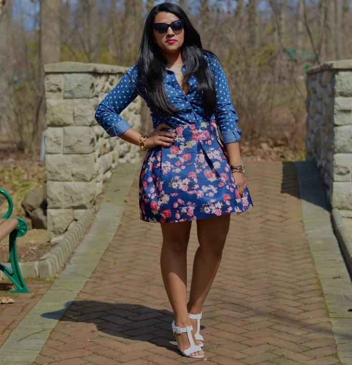 target-floral-skirt