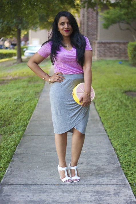 grey-skirt-outfits